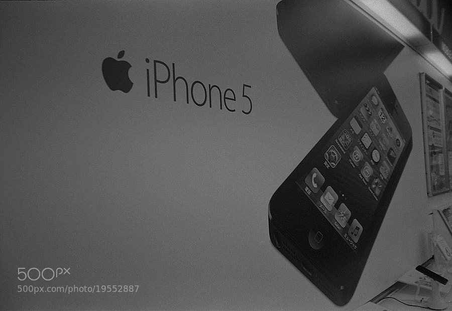 iPhone5 by Motoshi Ohmori (MotoshiOhmori)) on 500px.com