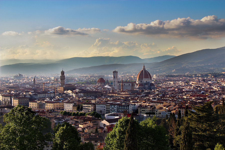 Photograph Florence by Carlos Luque on 500px