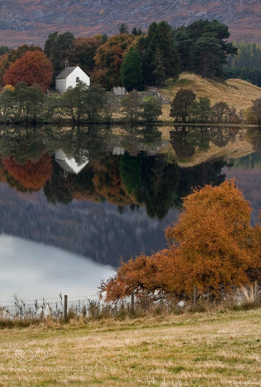 Photograph Alvie Church II by jo williams on 500px