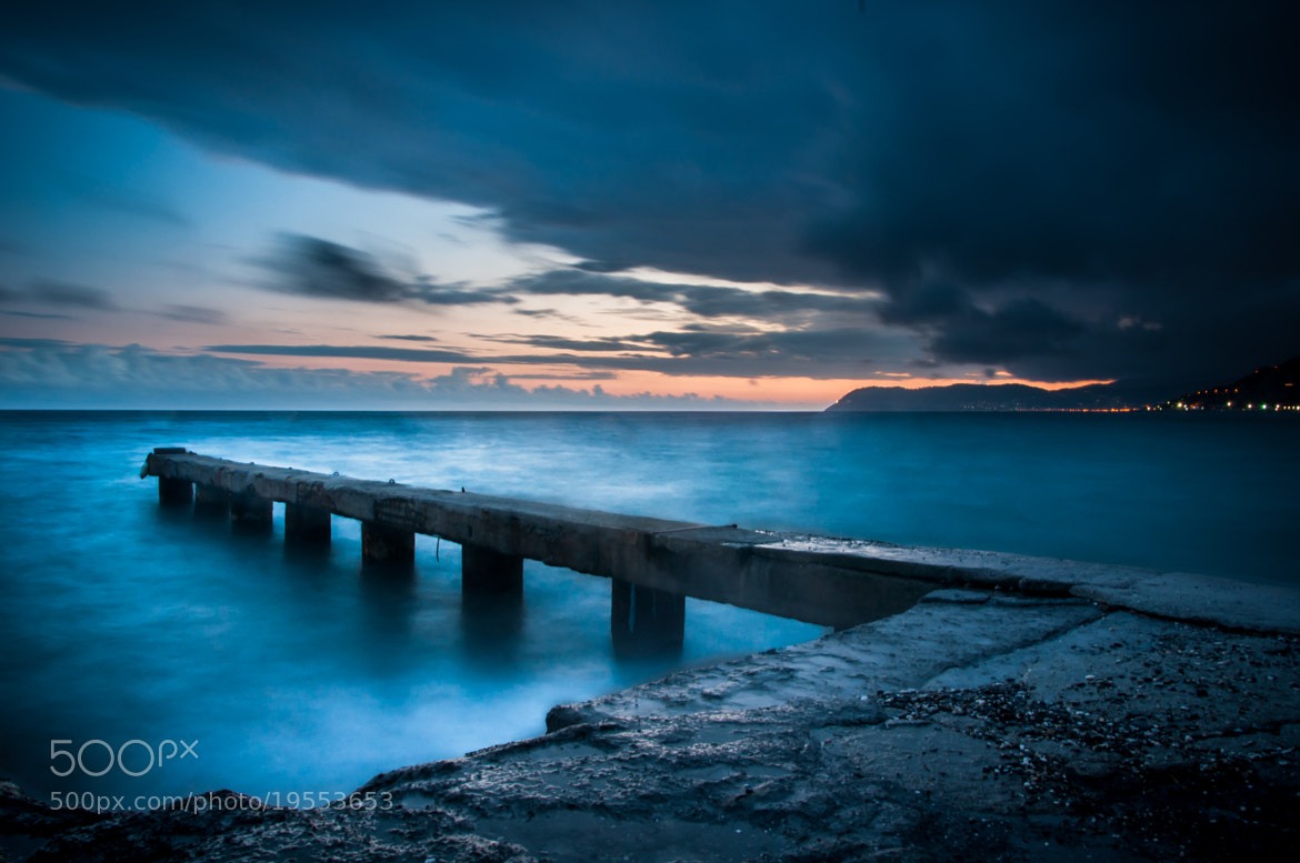 Photograph The magic of blue hour by Vincenzo Consales on 500px