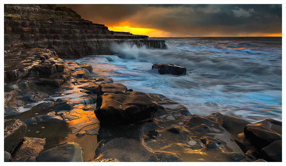 Photograph Golden Glow by Dave Kitson on 500px