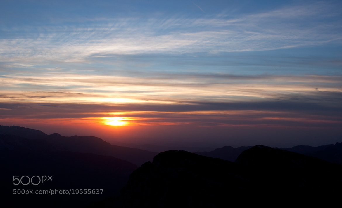 Photograph Sunset 2062 by Nicolas Gailland on 500px