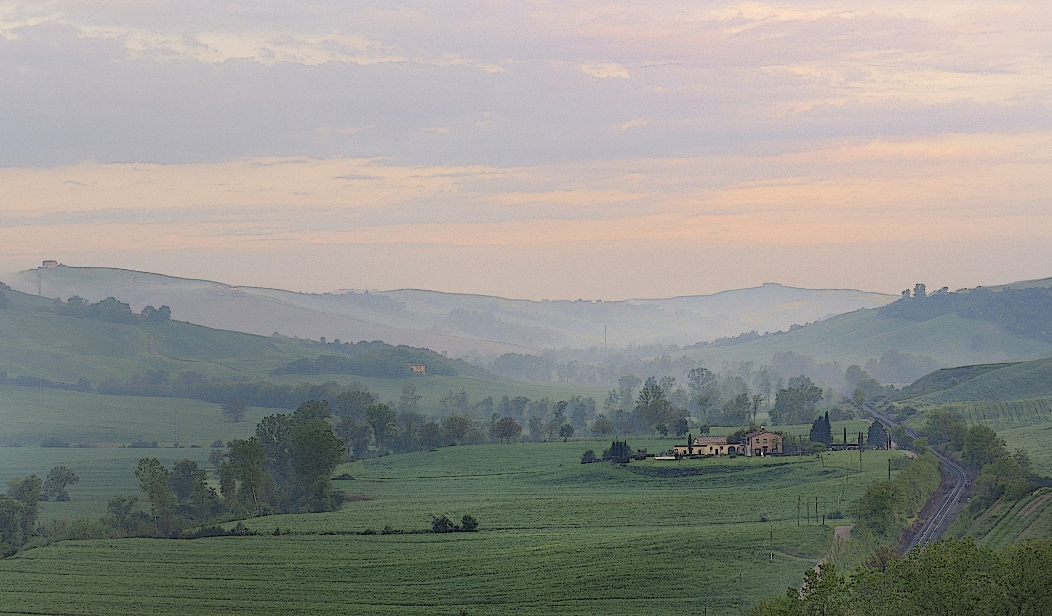 Photograph remember of Tuscany morning by mauro maione on 500px