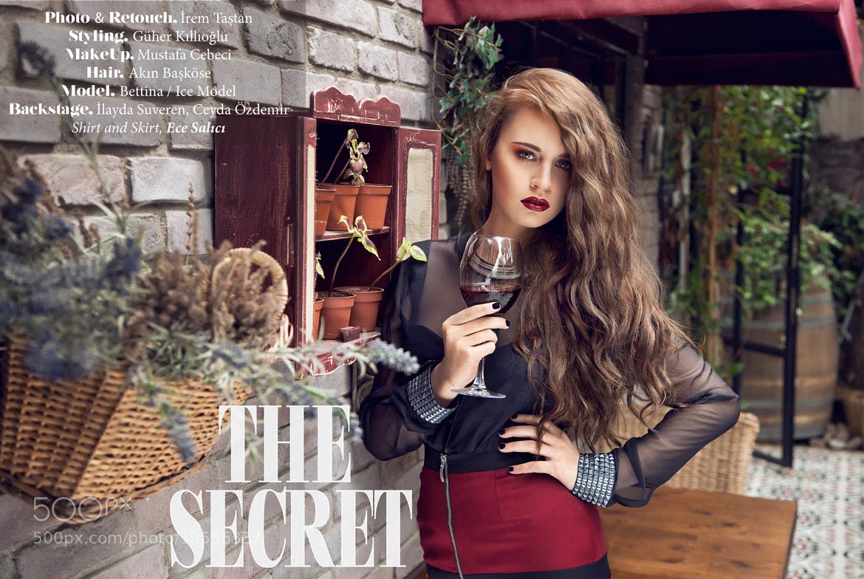Photograph The Secret_1 by İrem Tural Taştan on 500px