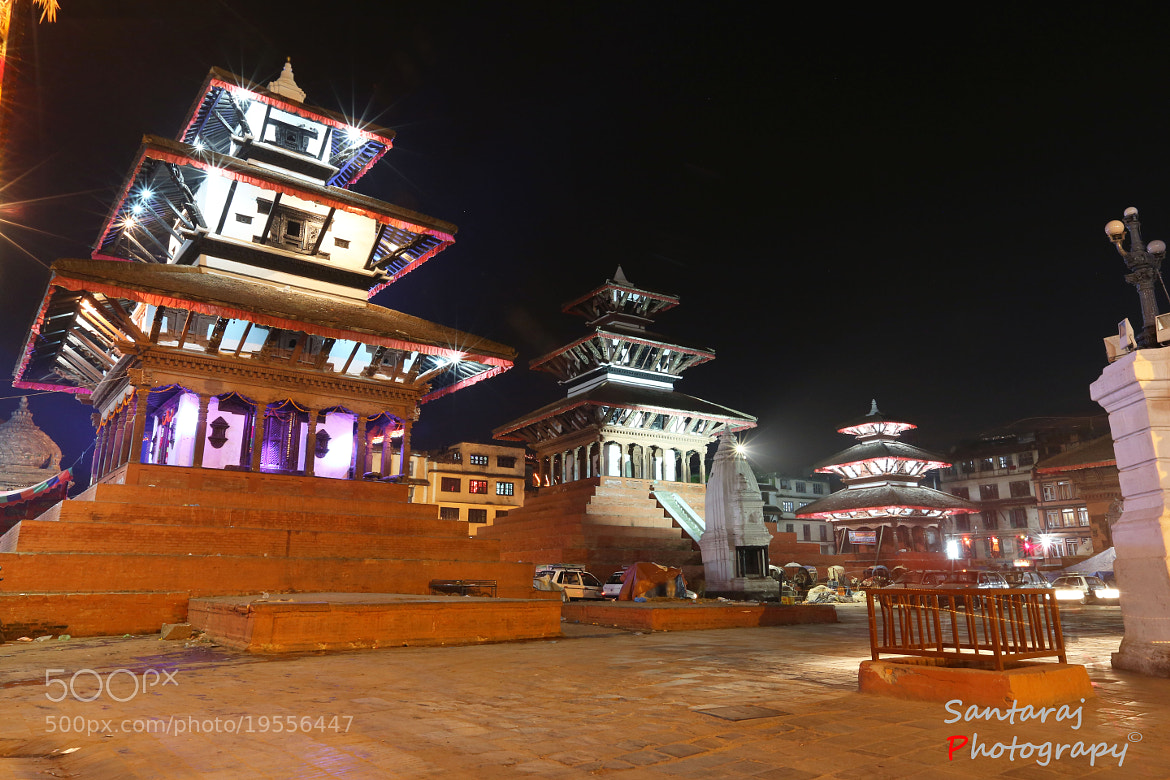 Photograph Basantapur temple in Nepal  by Bura Peace on 500px