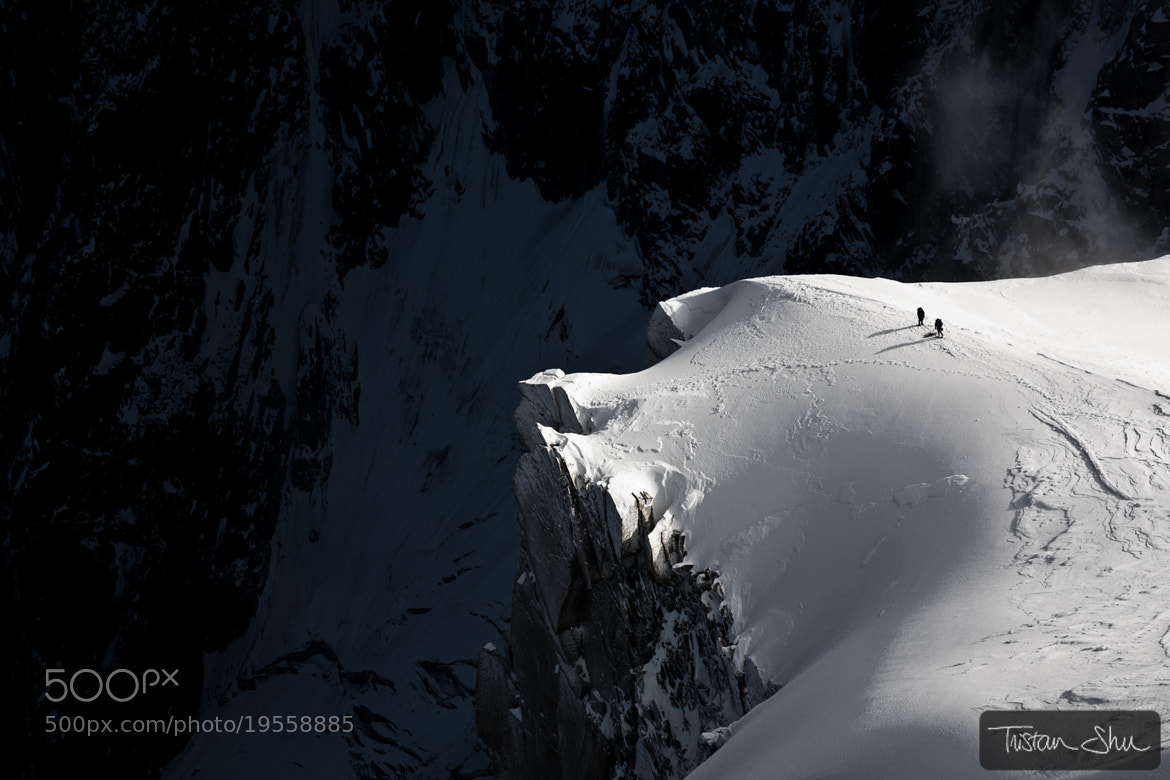 Photograph Alpinists by Tristan Shu on 500px