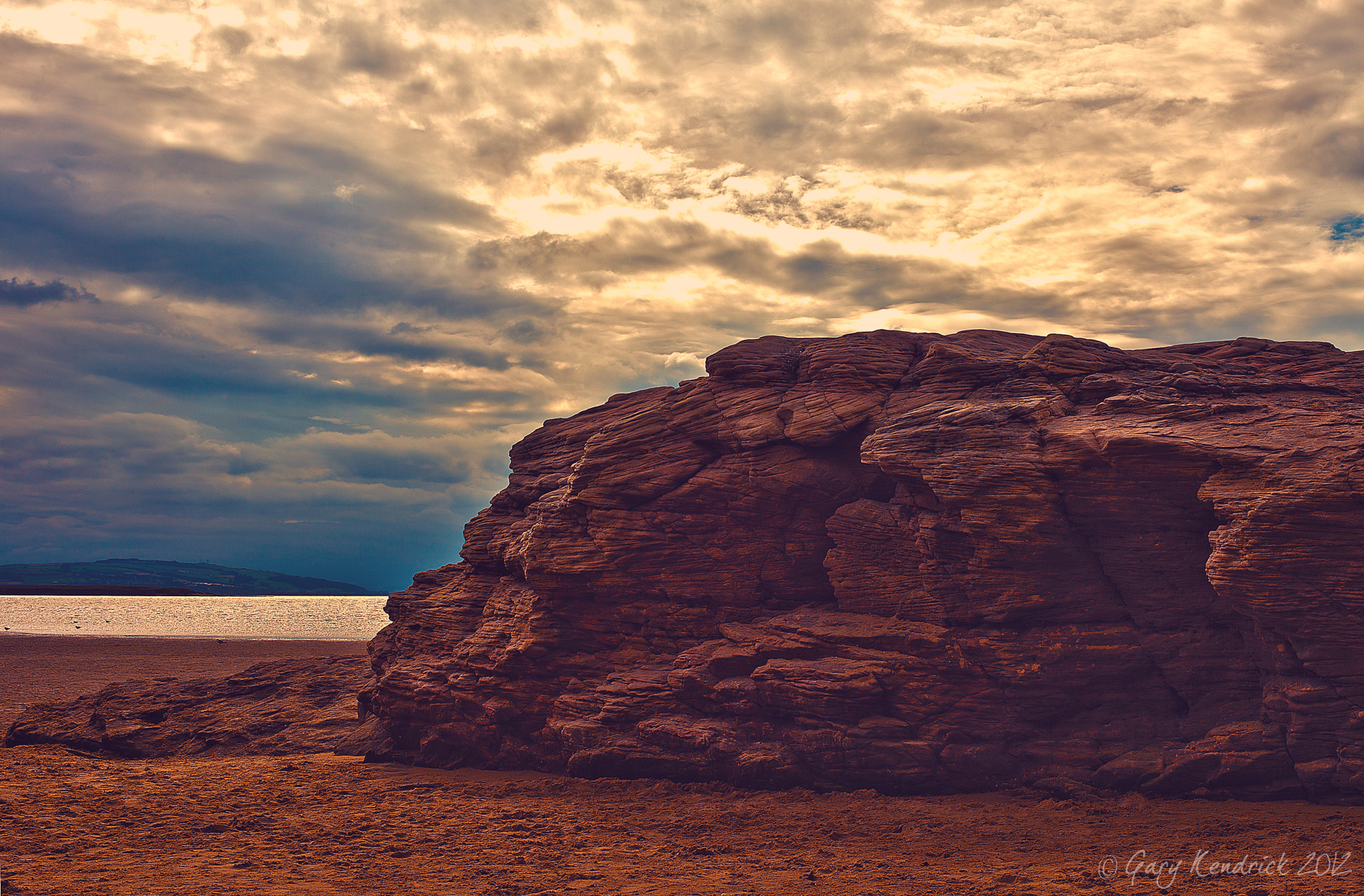 Photograph Red Rocks by Gary Kendrick on 500px