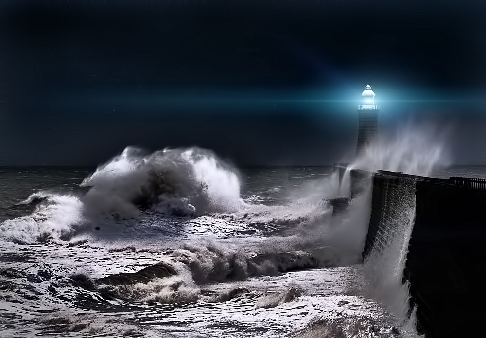 Photograph Storm by Richard Tierney on 500px