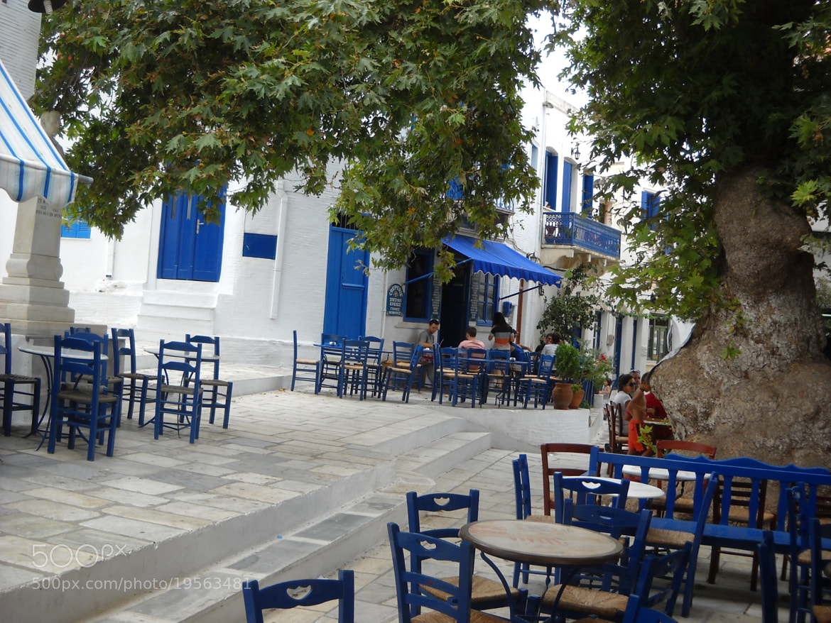 Photograph Coffee shop in Pyrgos  by Asimina   Voulgari  on 500px