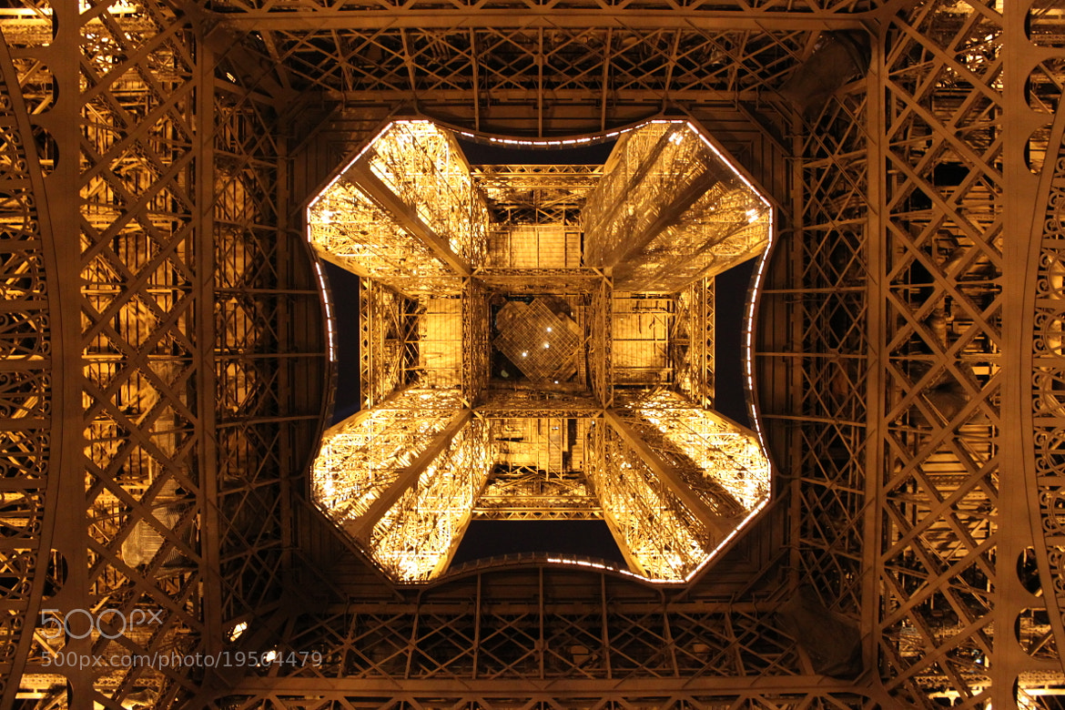 Photograph Eiffel I by Vangelis Bitsanis on 500px
