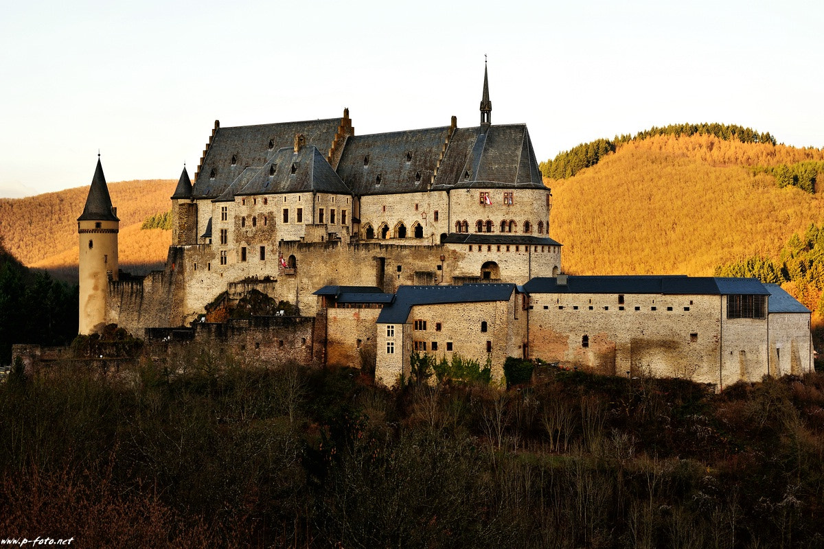 Photograph Vianden by Patrick Freichel on 500px