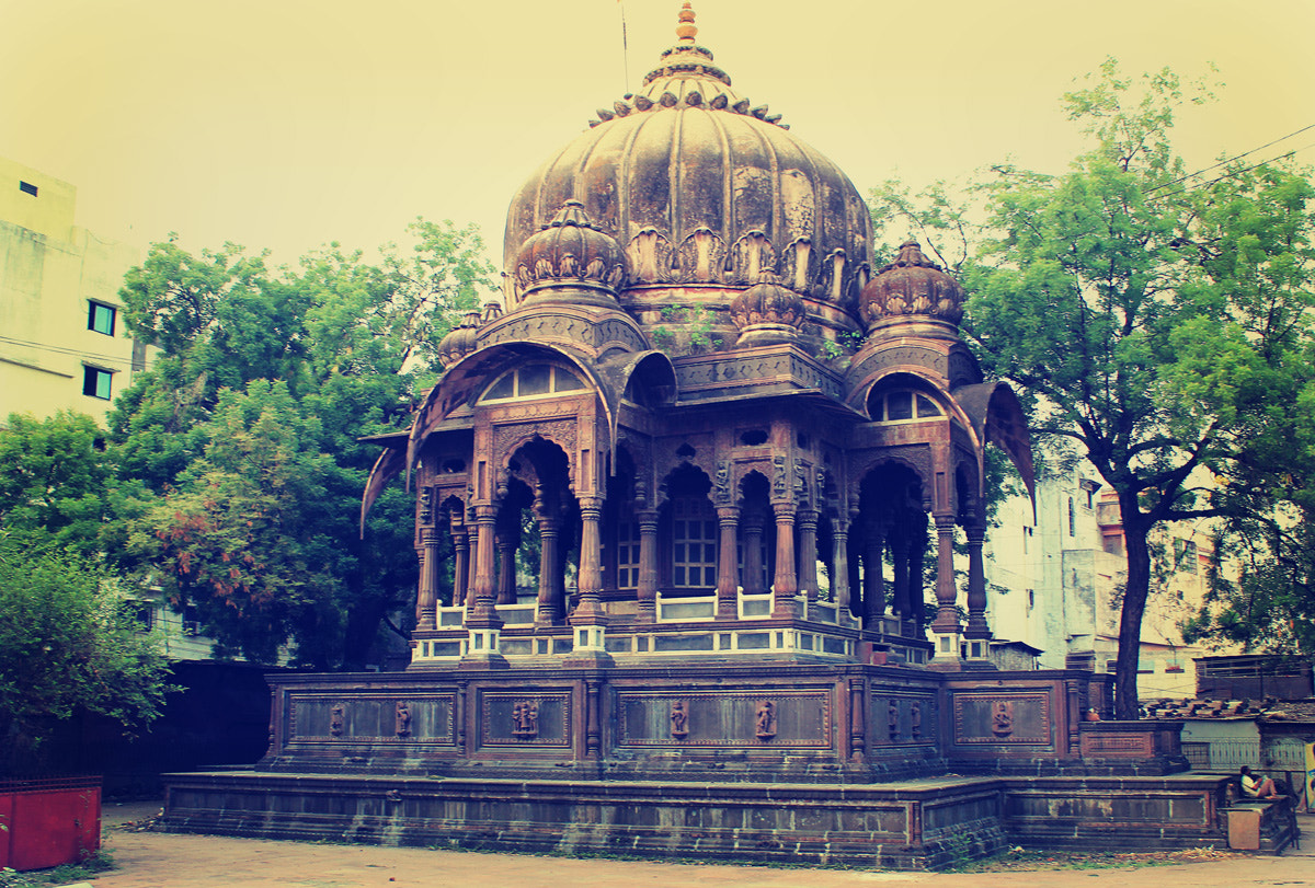 Photograph Chhatri by Vikas Makwana on 500px
