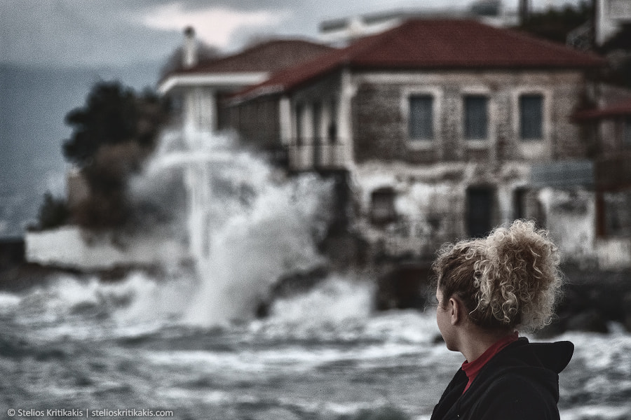 Photograph catching the moment by Stelios  Kritikakis on 500px