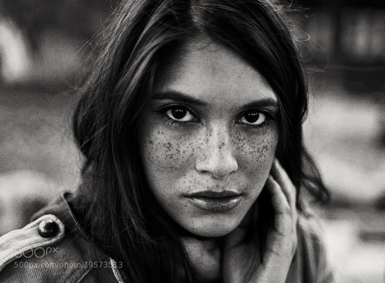 Photograph Portrait by Marcel Glasi on 500px