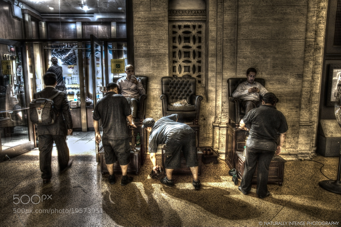 Photograph The Shoe Shine Boys by Kevin Richardson on 500px