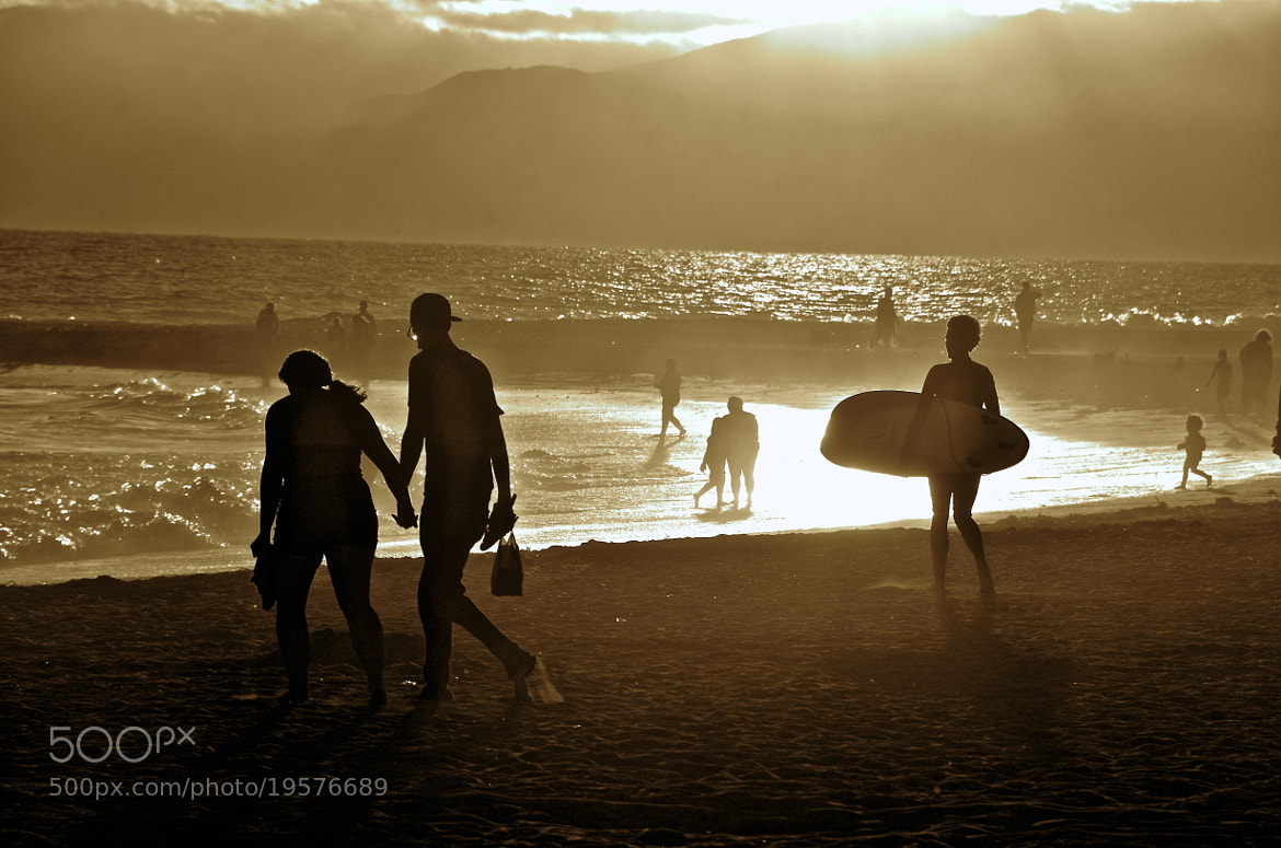 Photograph Surf the Light by Giacomo Tredici on 500px