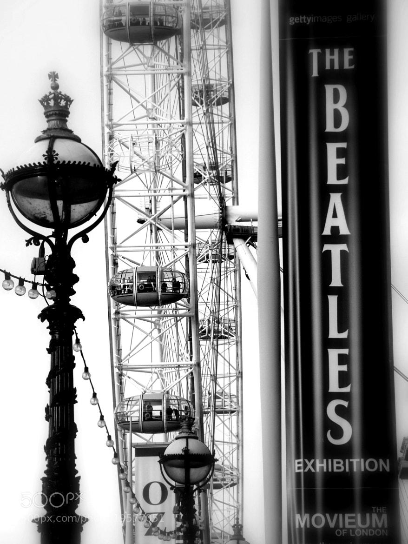Photograph London Eye by Mojca Savicki on 500px