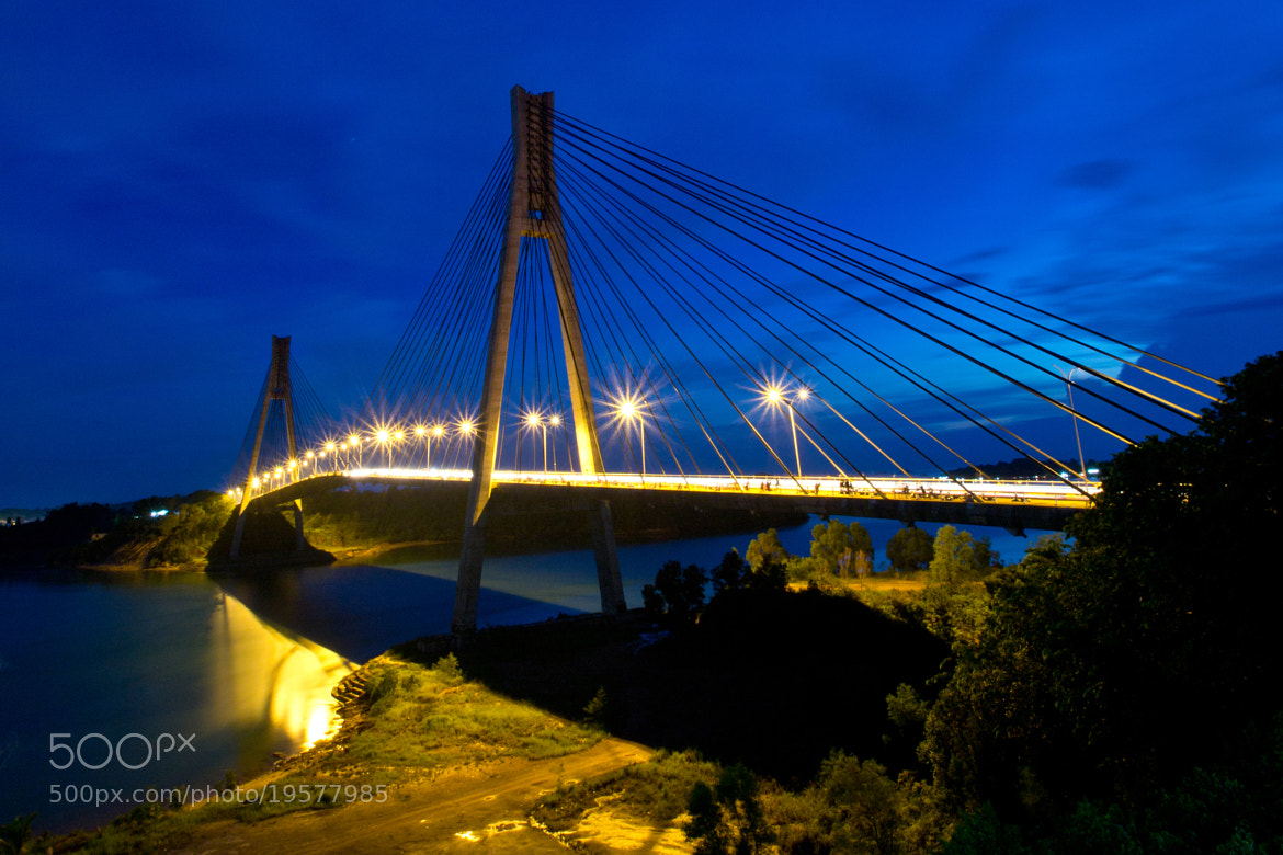 Photograph Barelang Bridge by Endra Sunarto on 500px