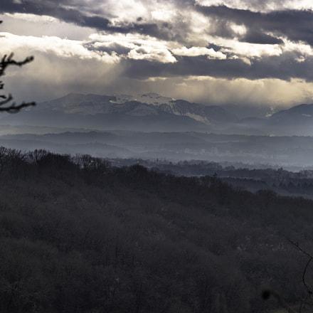 Vue des Pyrénéées | Pyrenees view