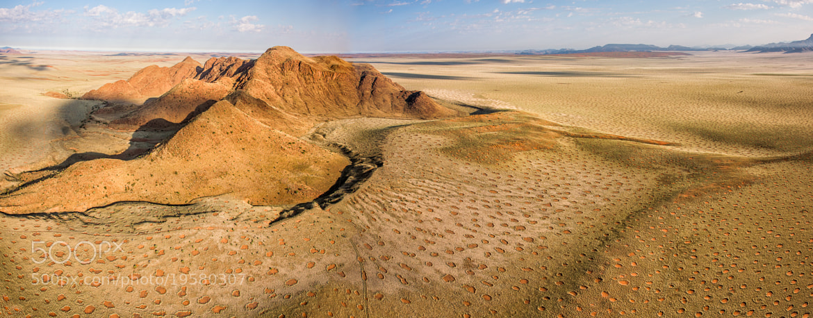 Photograph Fairy Circles, Namibia by Dorothy Brodsky on 500px