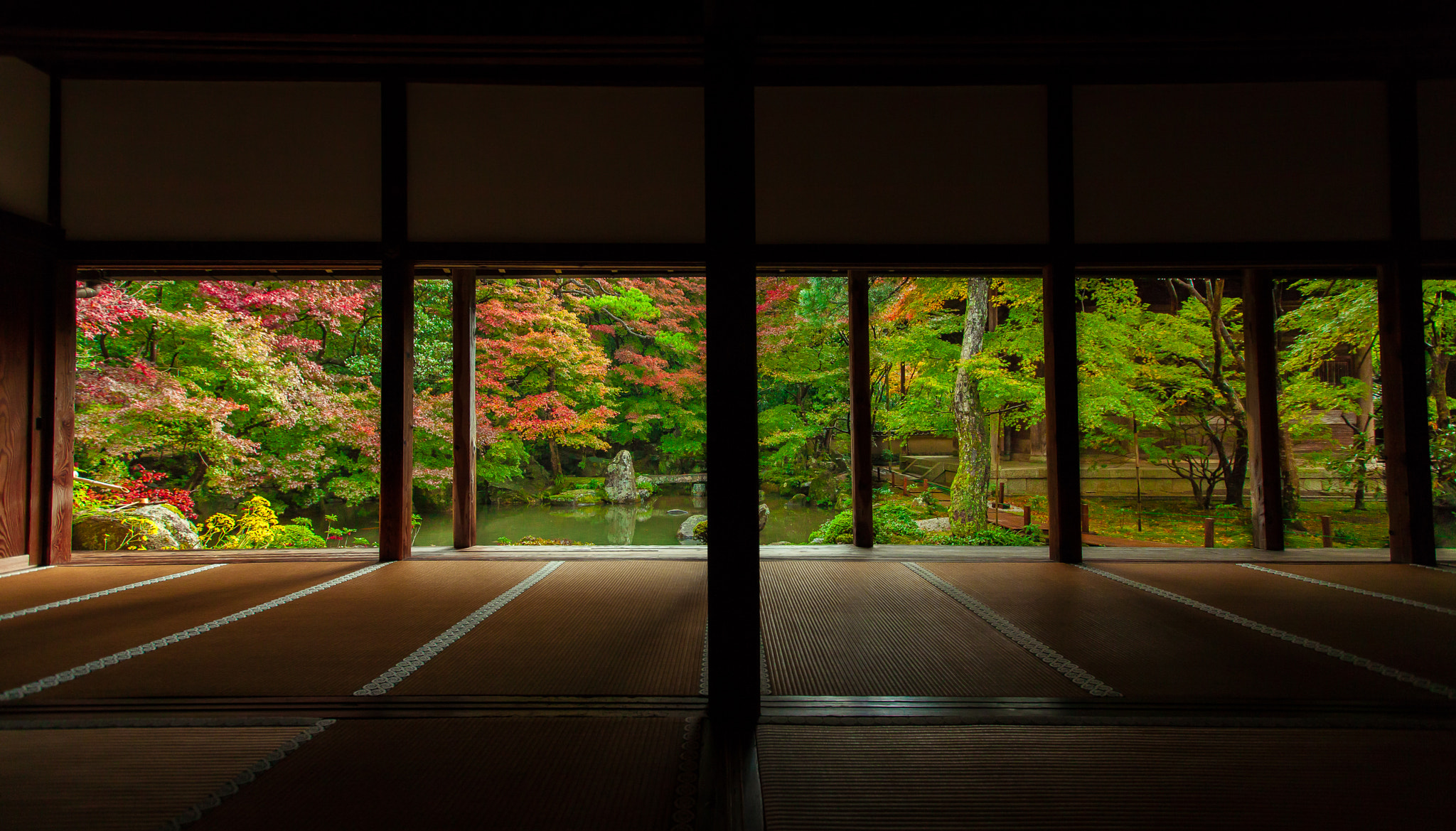 Photograph Rengeji Temple(蓮華寺) by Structuresxx  on 500px
