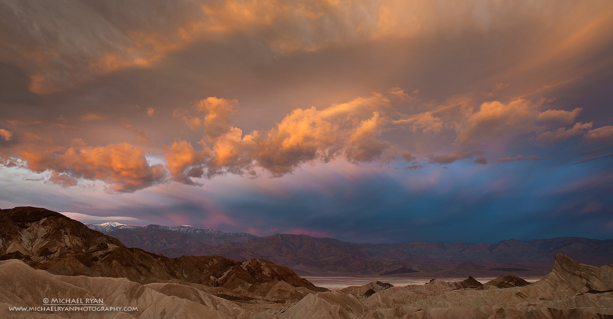 Photograph A Zabriskie Moment by Michael Ryan on 500px