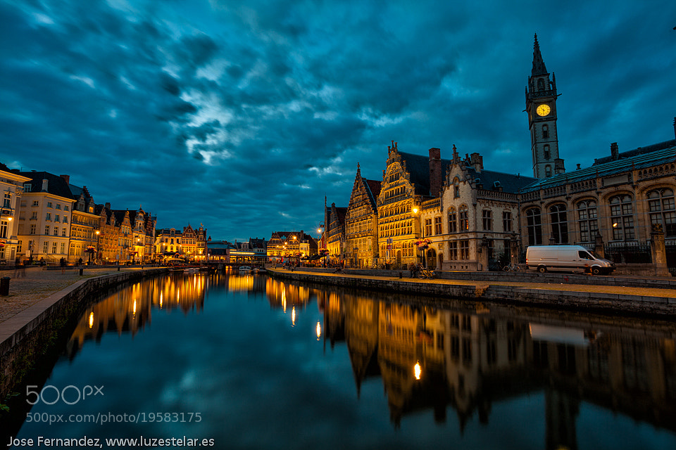 Photograph Gante III. Ghent III by Jose Fernandez on 500px