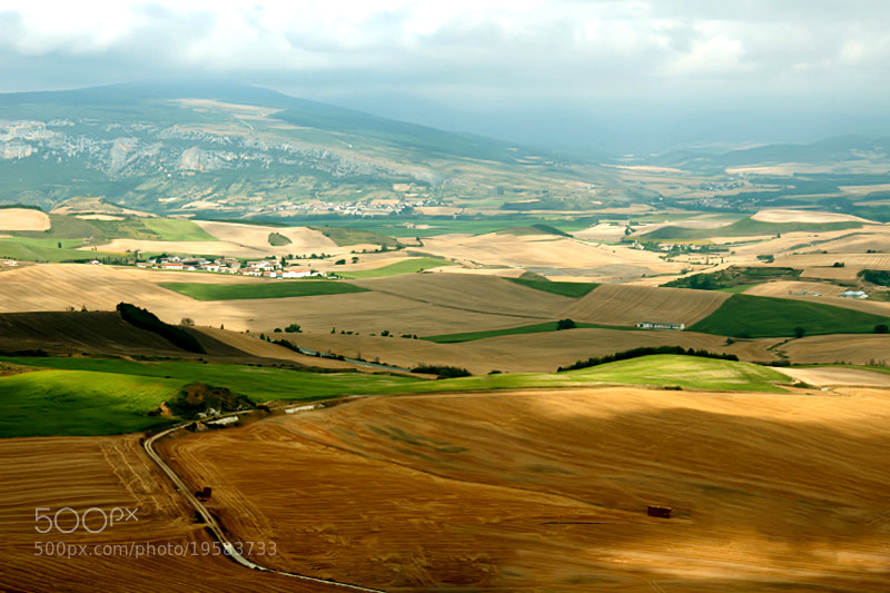 Photograph The Way to Santiago 2012 ( Pamplona - Obanos IV ) by Juan Dorado on 500px