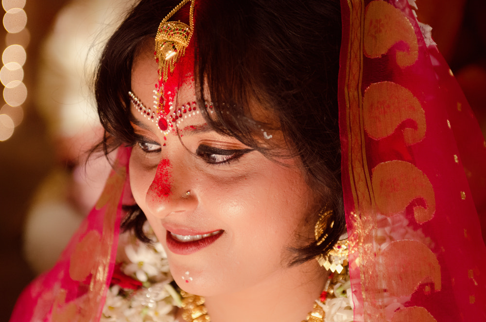 Photograph The Bengali Bride by Sayantan Mitra on 500px