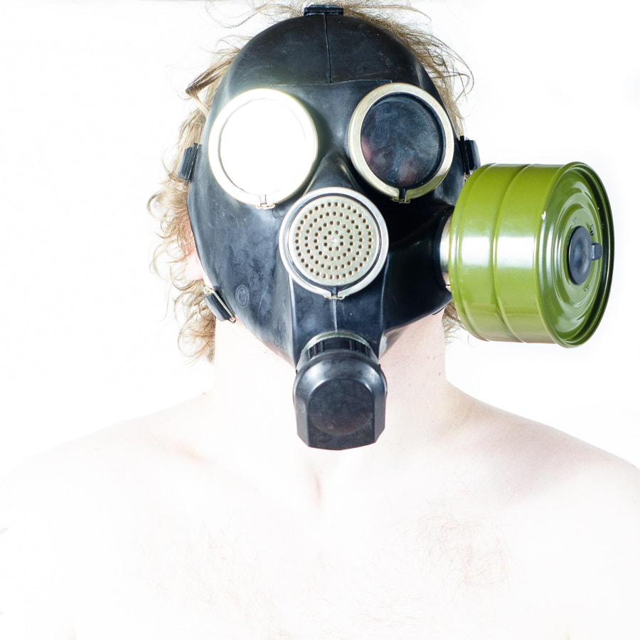 Me and my mask