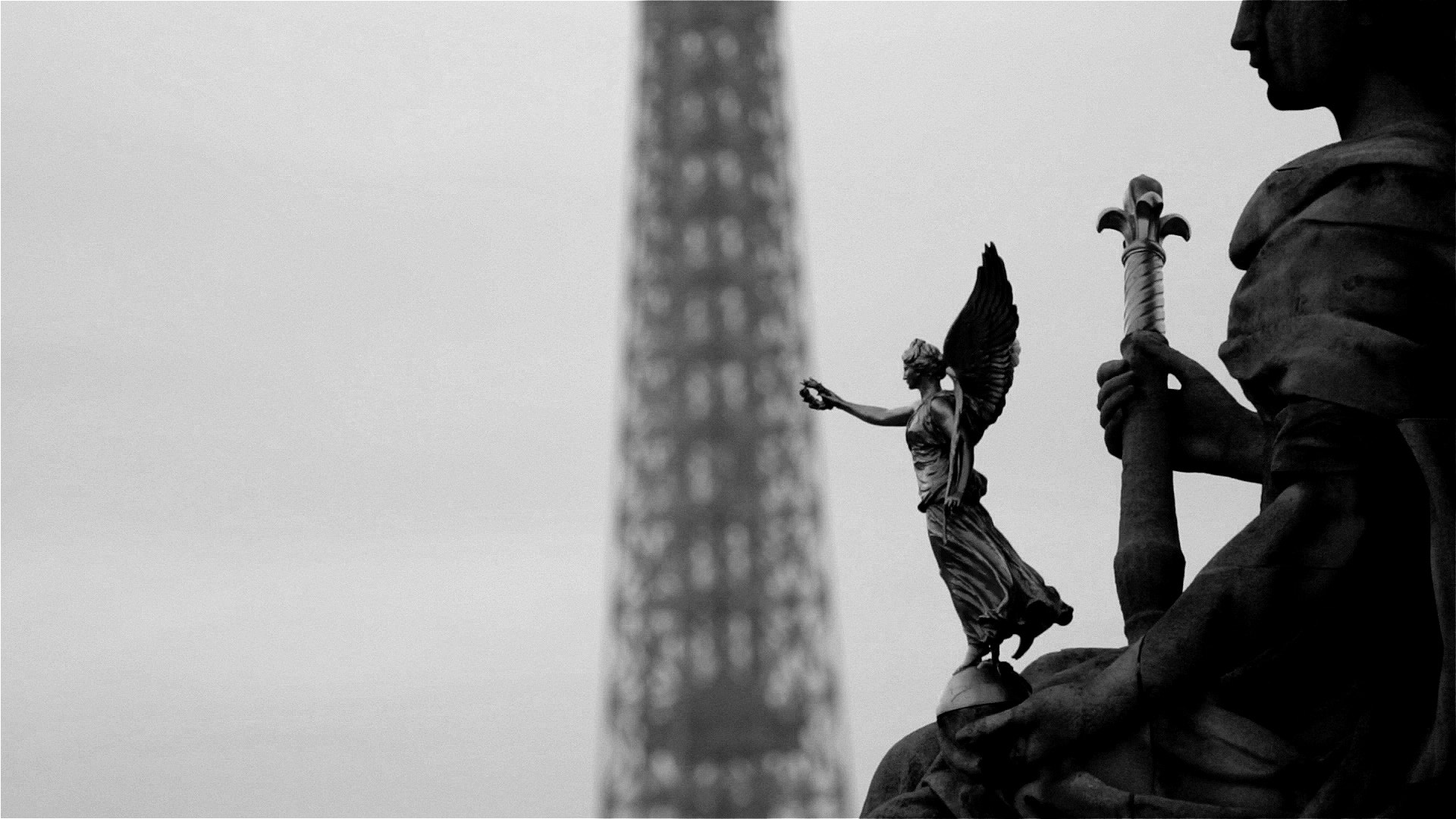 Photograph Paris angel  by Leigh  Bloomfield on 500px
