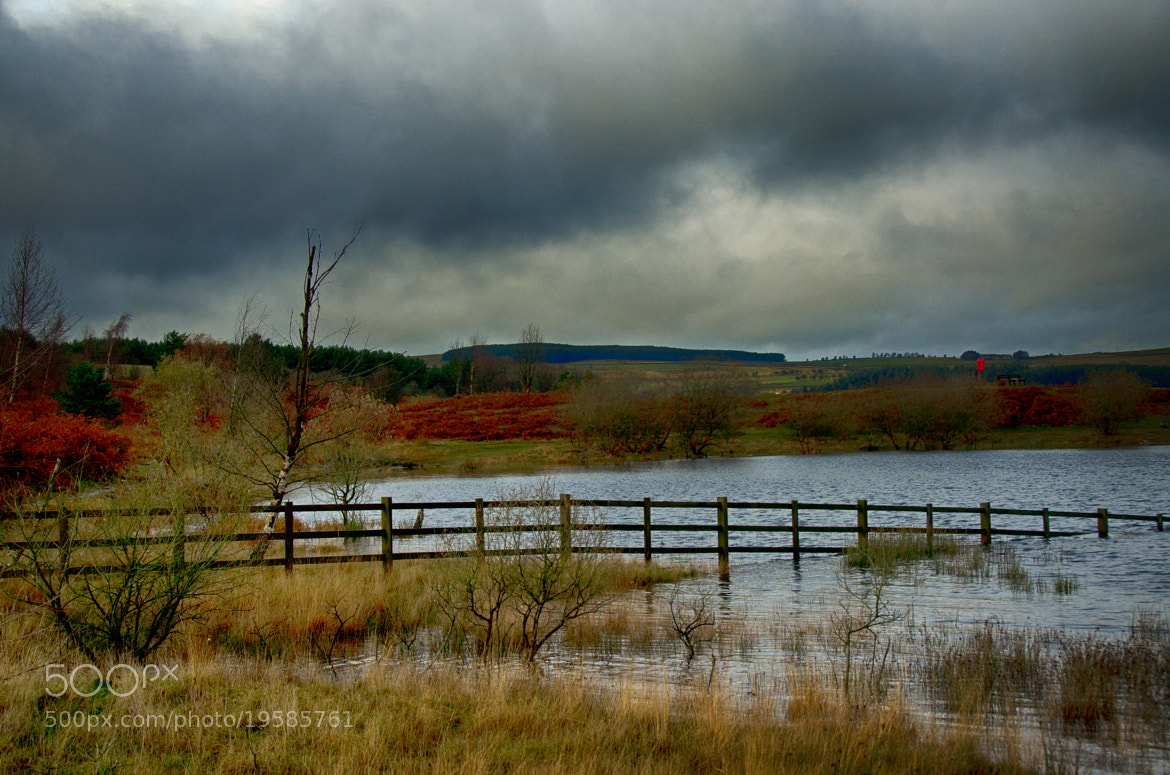 Photograph The River Bursts by Phil Robson on 500px