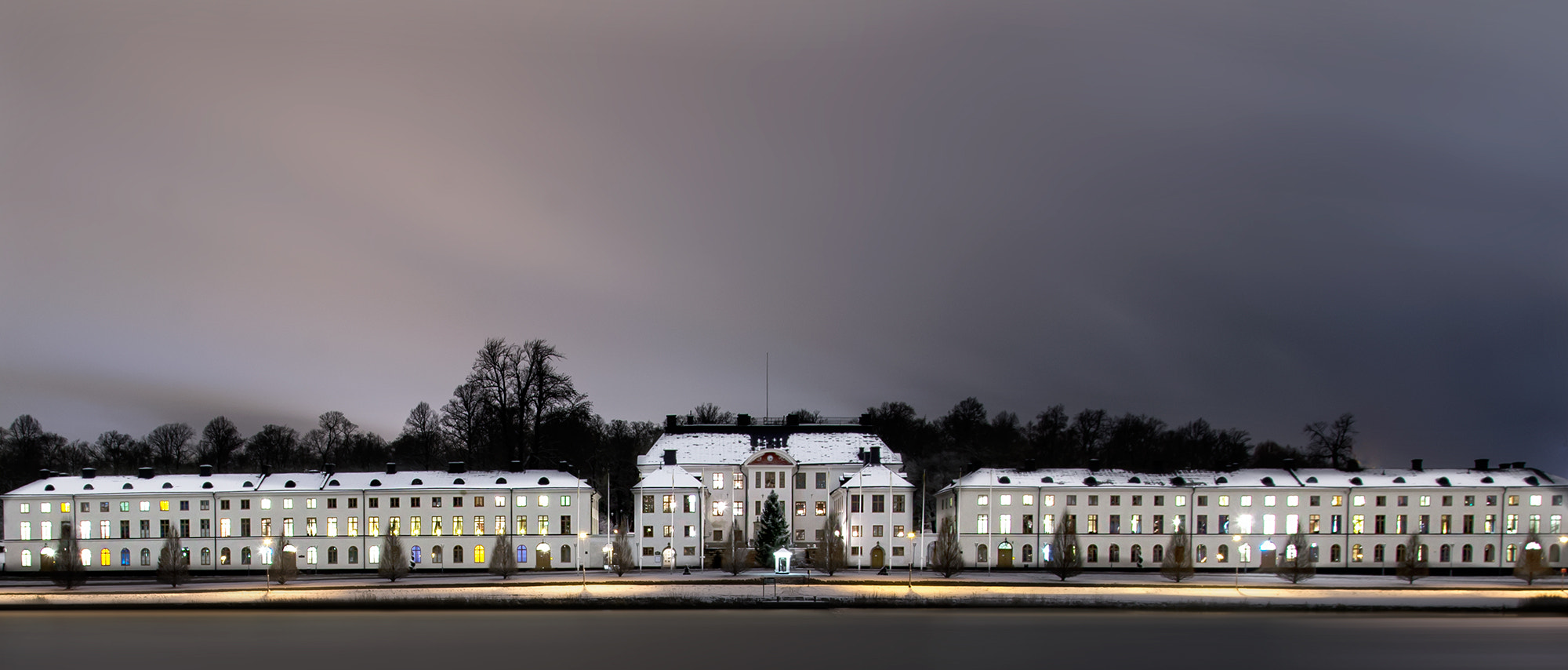 Photograph Military Academy Karlberg, Sweden by Mikael Sundberg on 500px
