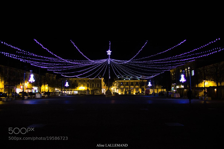 Photograph Place Léopold à LUNEVILLE (FRANCE) by Aline -L on 500px