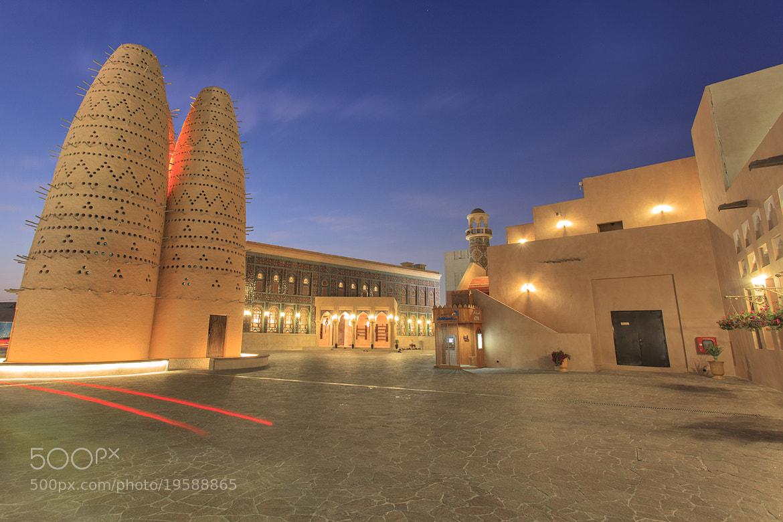 Photograph Katara Culture Village by Helminadia Ranford on 500px