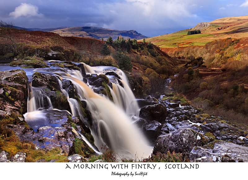 Photograph Loup of Fintry ,  Scotland by Jit Paul on 500px