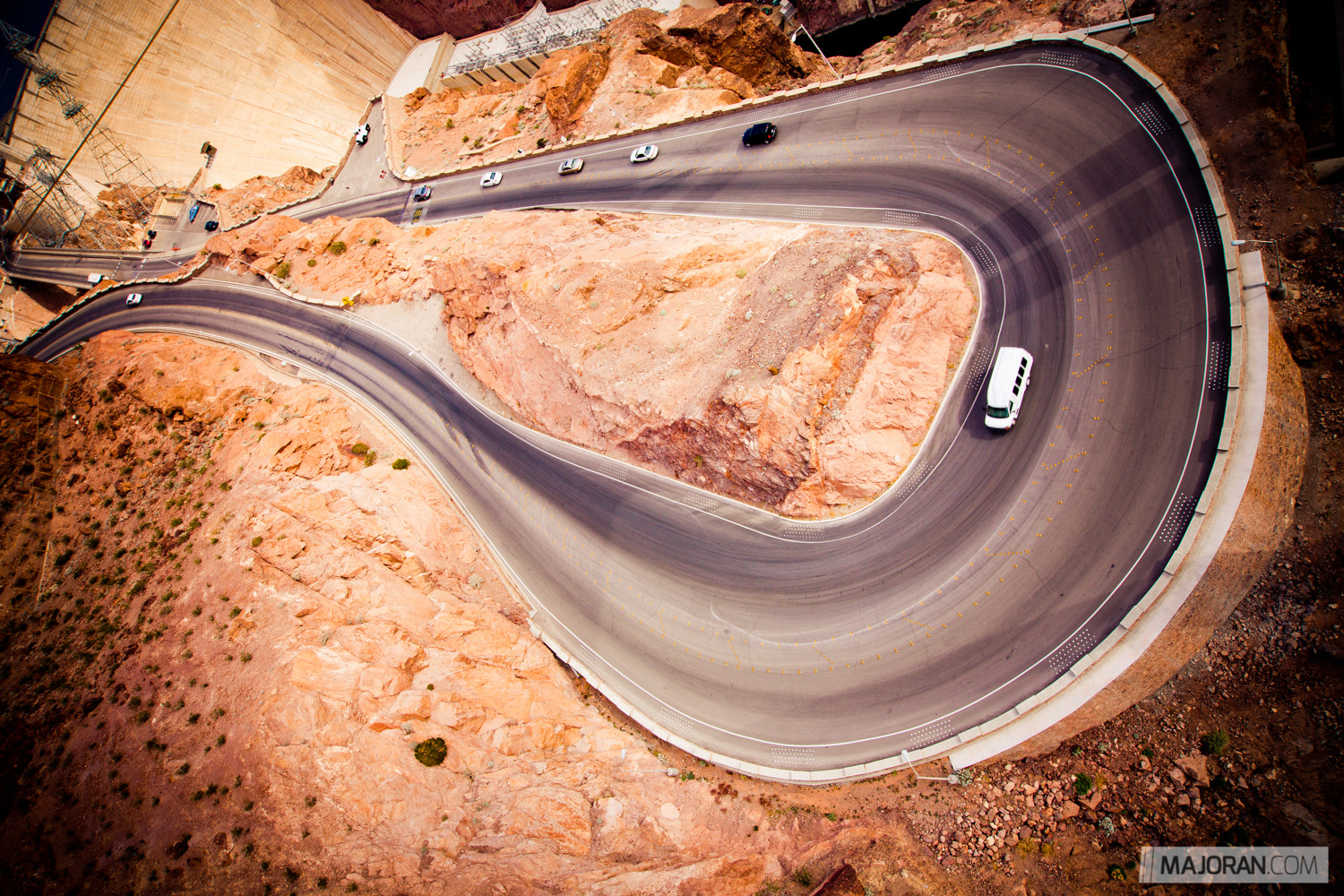 Photograph A Windy Road by Ray Majoran on 500px