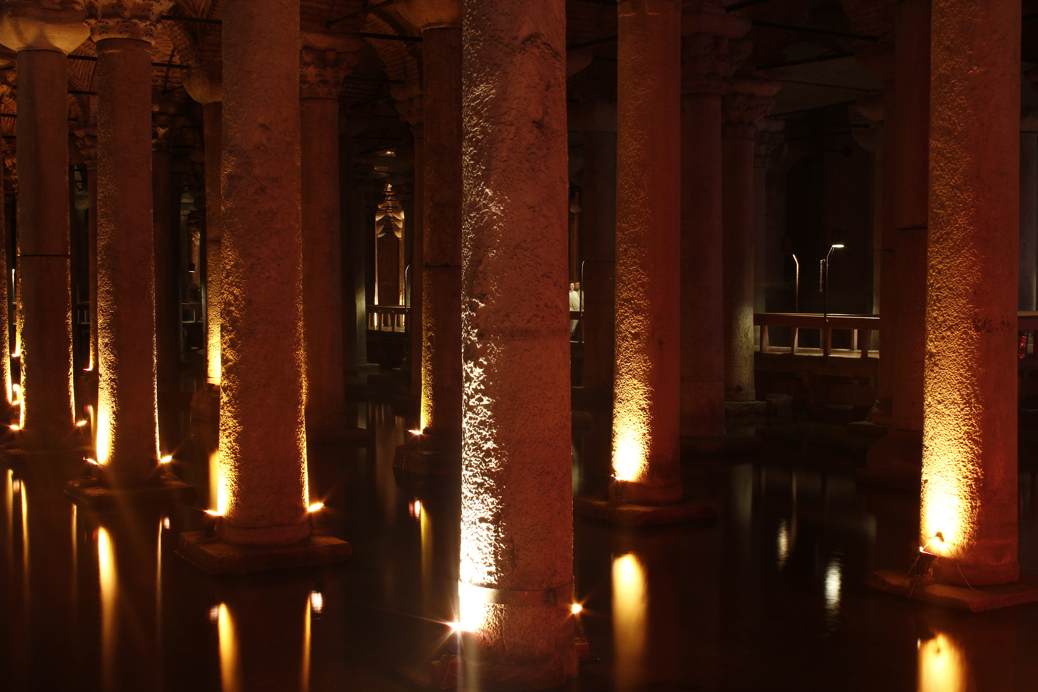 Photograph Basilica Cistern- Ghost by Oguzhan Ahan on 500px
