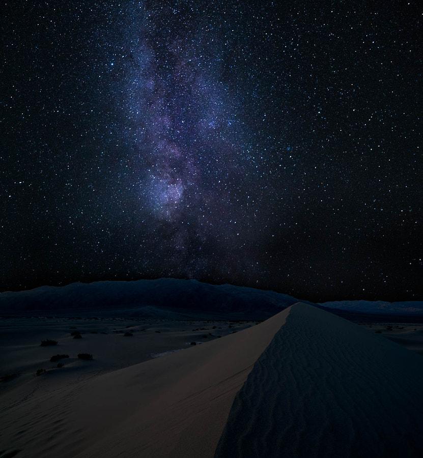 Death Valley Night