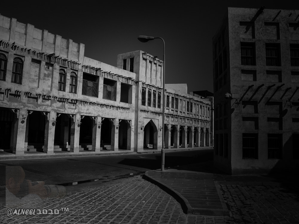 Photograph Souq Waqif B&W by Alneel םבםב™ on 500px