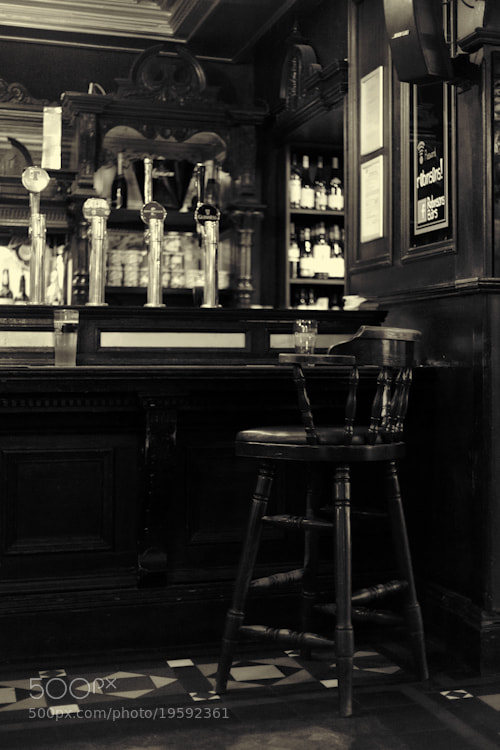 Photograph Bar Stool by Casey Rubenok on 500px