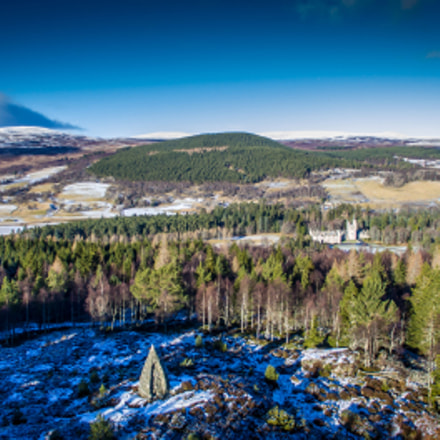 Purchase Cairn & Balmoral Castle