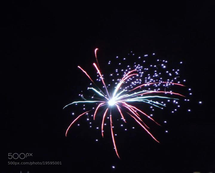 Photograph firework by ameen basalamah on 500px