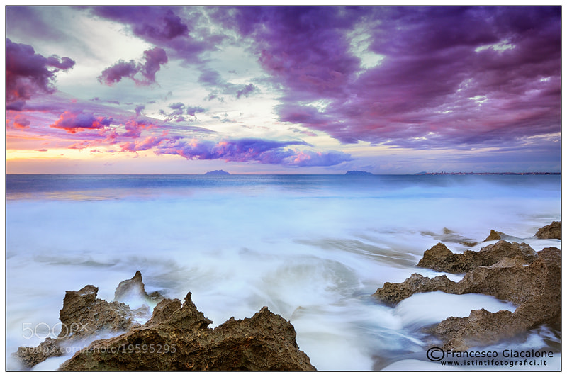 Photograph Seascape1 by Francesco Giacalone on 500px