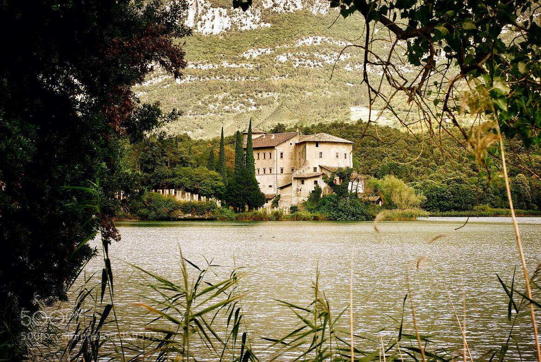 Photograph Toblino Castle on the lake by Francesco Zambotti on 500px