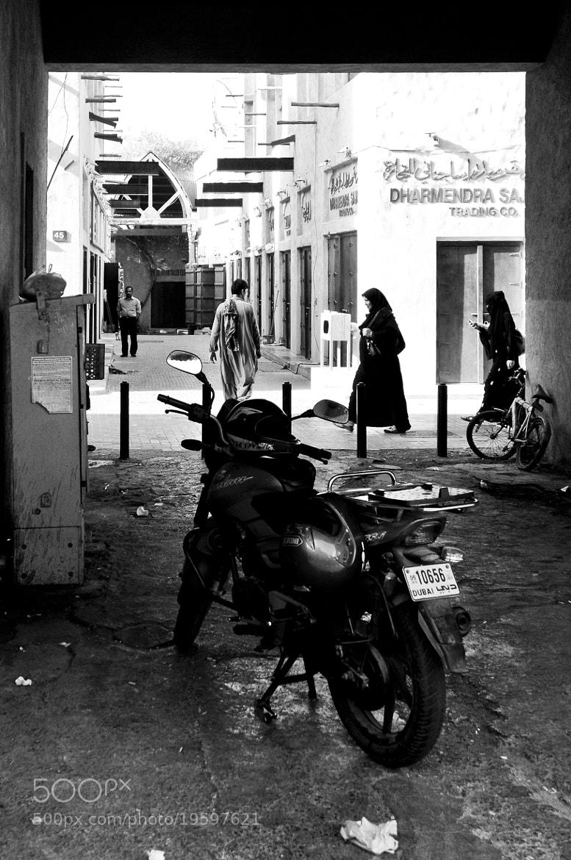Photograph Old Dubai by Arash Khamooshian on 500px