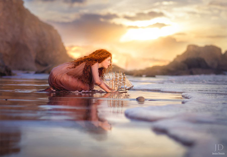 Escape by Jessica Drossin on 500px.com