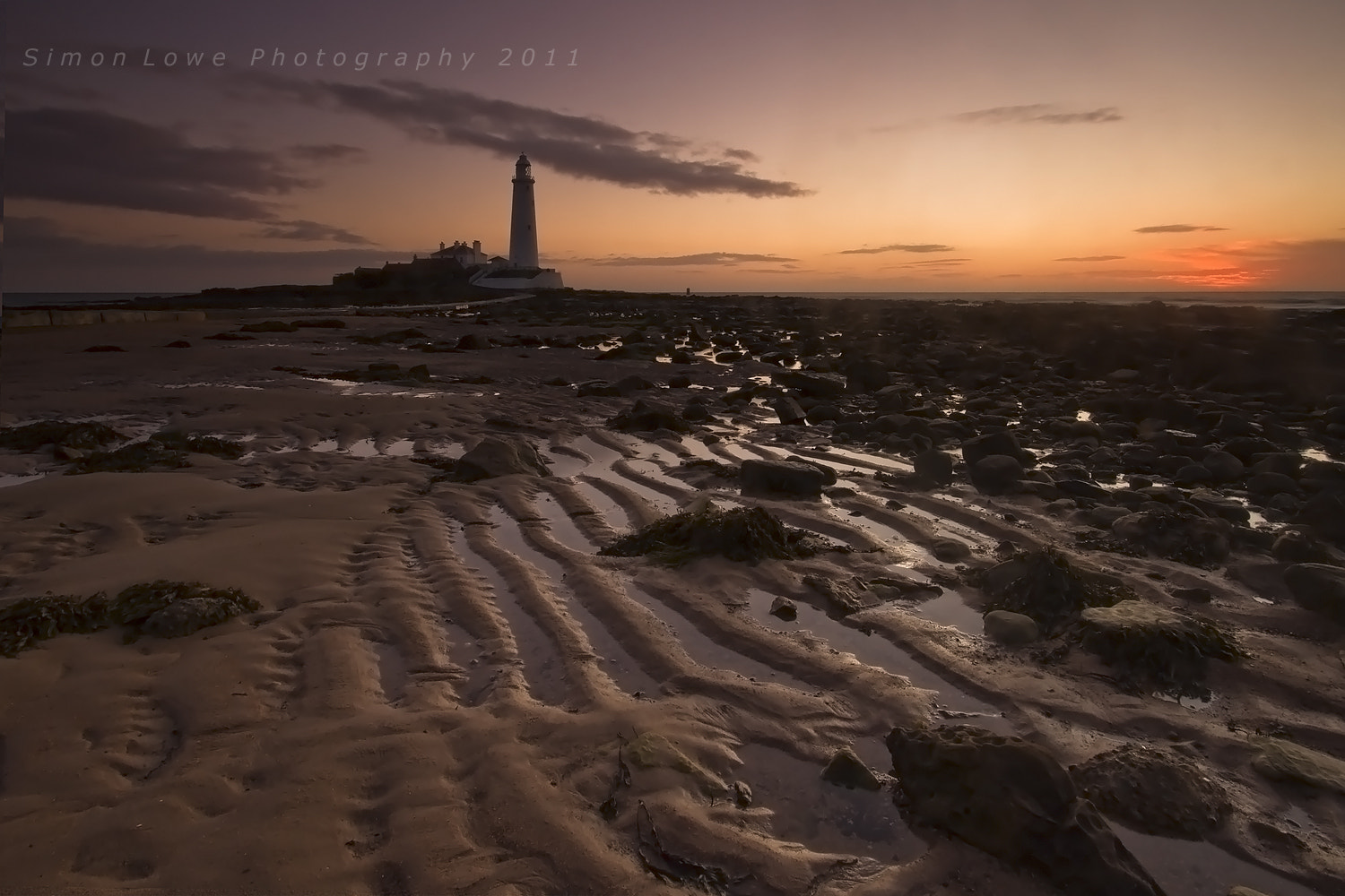 Photograph St Mary's Dawn by Simon Lowe on 500px