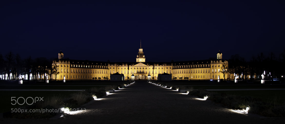 Photograph Karlsruher Schloss by Kai L on 500px