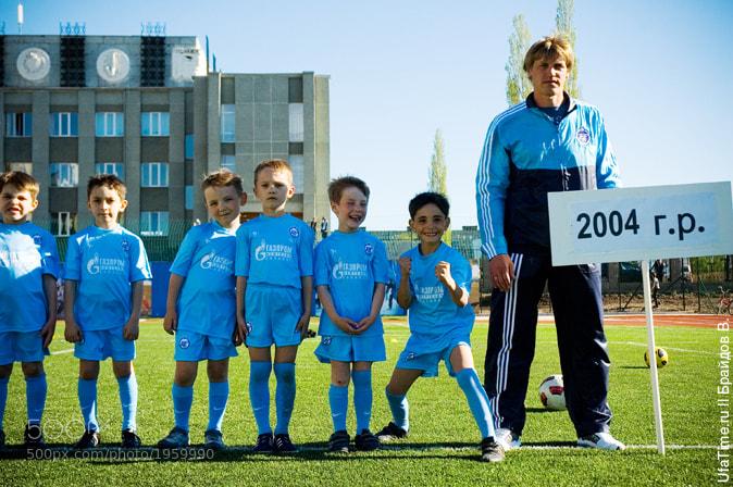 Photograph children's sports by Vadim Braydov on 500px